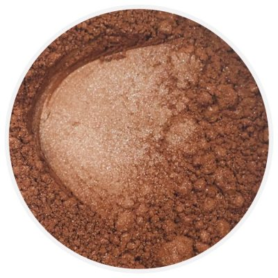 all Earth Bronzer sample