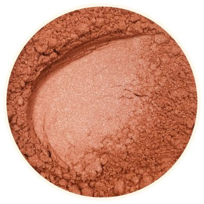 All earth Peach Blusher