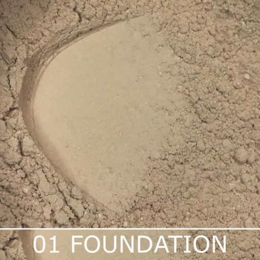 Angel Face Mineral Foundation 01