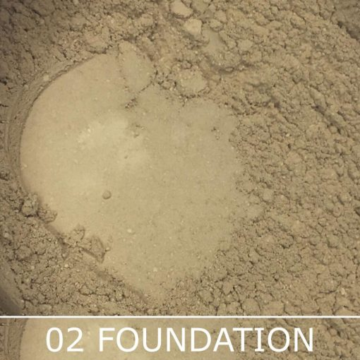 Angel Face Mineral Foundation 02
