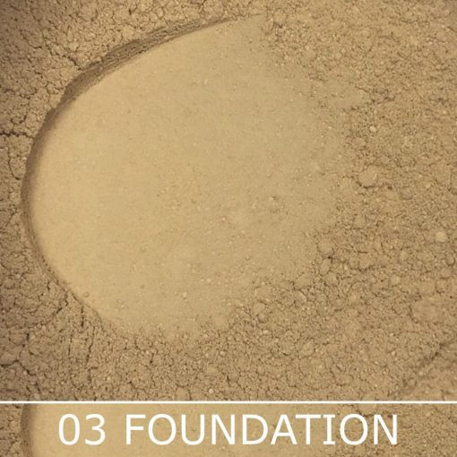 Angel Face Mineral Foundation 03