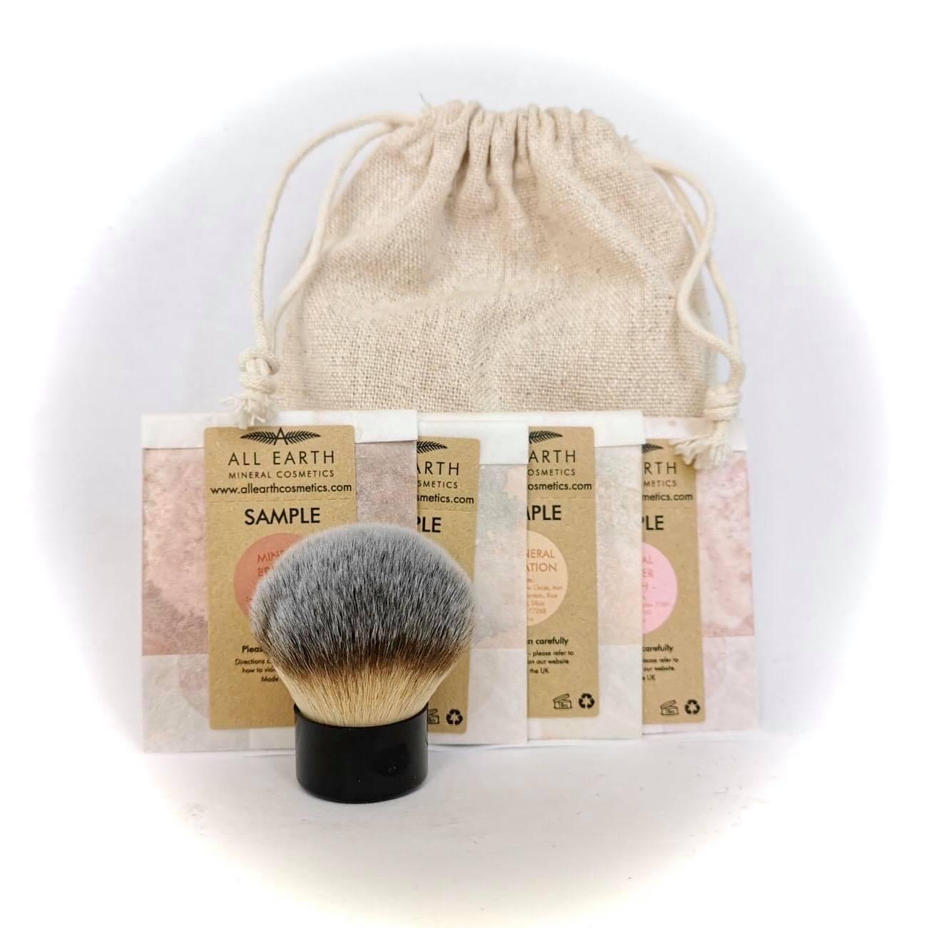 Beauty & Cosmetics Sample Kit
