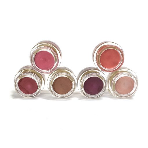 All Earth Mineral Lip Cheek and Eye tint creams