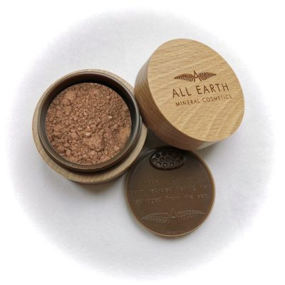 all earth Mineral beechwood pot for life