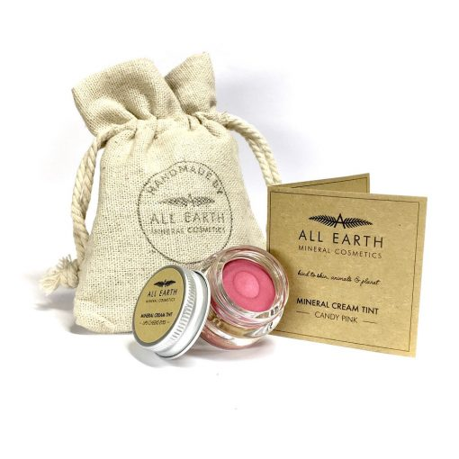 All Earth Mineral Cream Tint Candy Pink