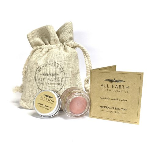 All Earth Mineral Cream Tint Nude Pink
