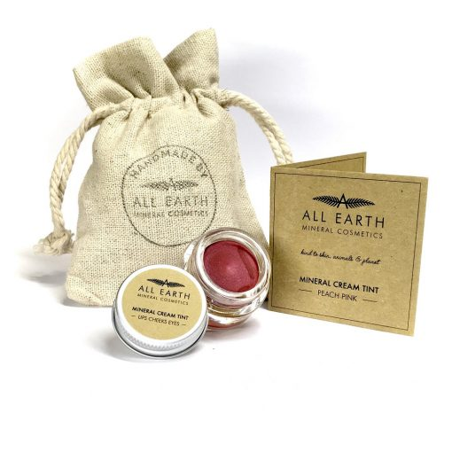 All Earth Mineral Cream Tint Peach Pink