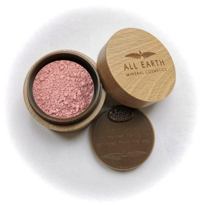 Allearth Mineral Blusher Beechwood pot for life