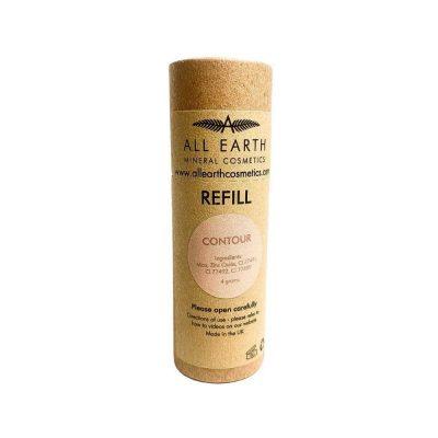 All Earth Mineral Cosmetics Contour Refill